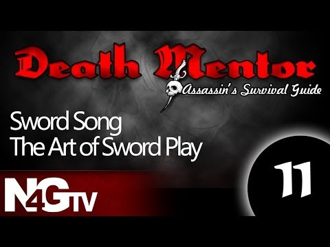 Death Mentor: Assassin's Survival Guide - Sword Song, The Art of Sword Play