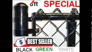 Chain Link Fence Parts, Sale Prices, Chain Link Fittings , Wholesale, Hardware, Supplies,