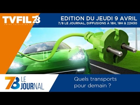7/8 Le Journal – Edition du jeudi 9 avril 2015
