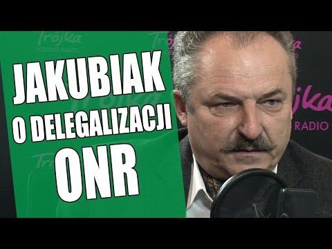 """BRAWO! Marek Jakubiak: """"Bycie w ONR to żaden powód do wstydu!"""""""