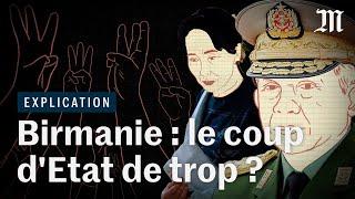 Birmanie : pourquoi l'armée s'est-elle toujours sentie autant menacée par Aung San Suu Kyi ?