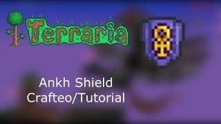 Ankh Shield (El accesorio mas compacto del juego)- Terraria 1.2 Tutorial/Crafteo (en español)