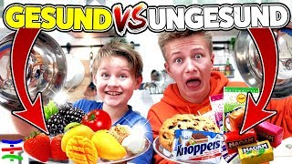ASH vs MAX: REAL FOOD Challenge!😝 Wer wird am meisten bestraft?😁