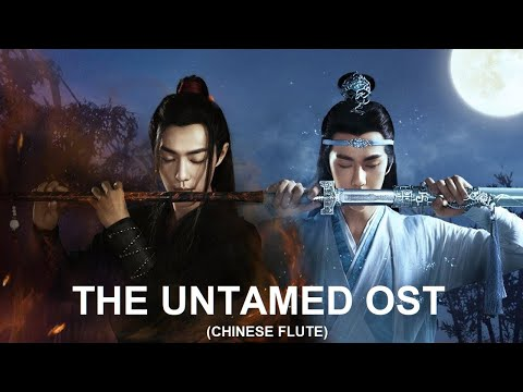 3 HOURS OF CHINESE FLUTE RELAXING MUSIC (THE UNTAMED) FOR SLEEP, RELAXATION & STUDY ♫11C (2020)