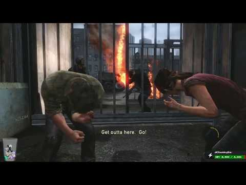 TEXAS RAGE: Melee Edition - The Last of Us pt.1