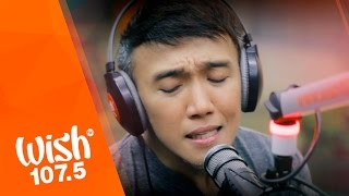 "Arnel Pineda sings ""Pain In My Heart"" LIVE on Wish 107.5 Bus"