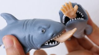 Shark Squeeze Toy
