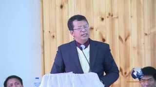 Thawngtha - Rev. Tin Kung (MCC Melbourne 17 08 2014)