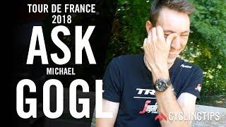 Tour de France 2018: Ask Gogl not Google