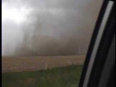RAW Storm Chaser Tornado Video