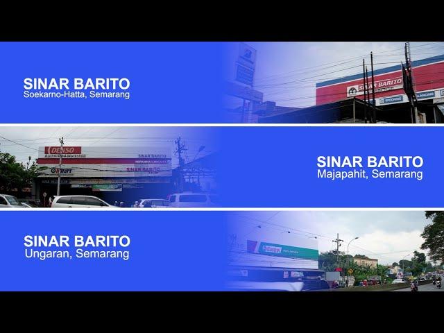 Bengkel Sinar Barito Semarang