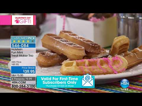 HSN | Valentine Sweets, Eats & Entertaining 02.05.2018 - 11 AM