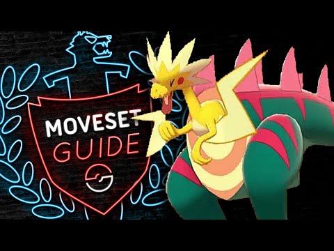 How to use DRACOZOLT! Dracozolt Moveset Battle Guide! Pokemon Sword and Shield! ⚔️🛡️