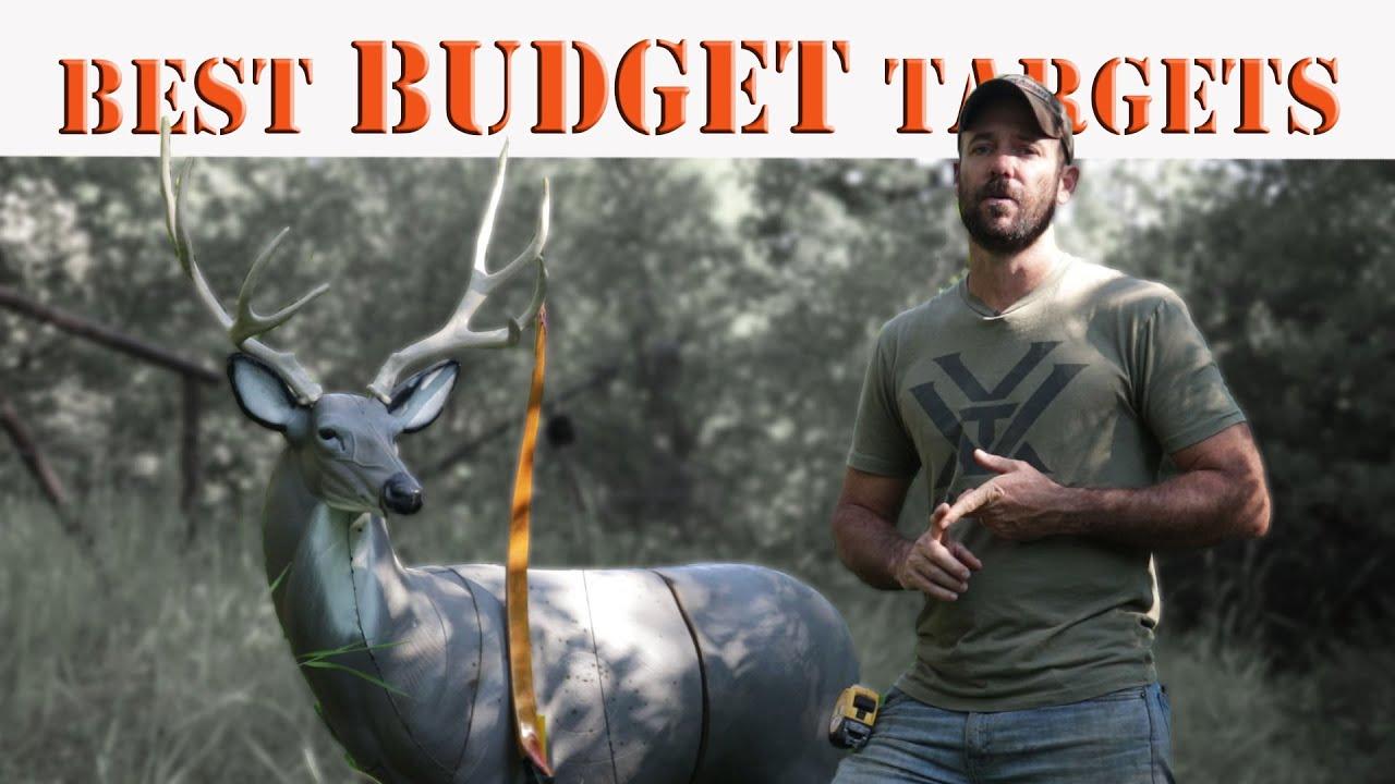 Best Budget 3D Archery Target