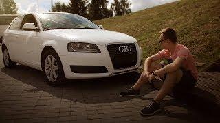 Ауди за 400 тысяч. Тест-драйв Audi A3