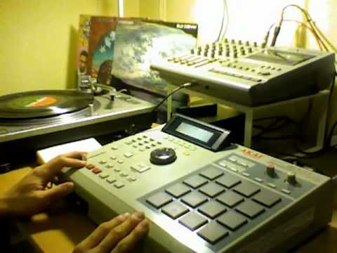 "Souls Of Mischief ""93 'Til Infinity"" beat recreated with Akai MPC-2000XL"
