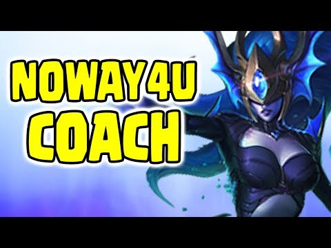 LoL Coaching - S7 Syndra Mid (Gold) Deutsch/German | Noway4u