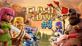 Clash of Clans l Am atacat pe unul de TH11 si i-am luat 3* #3