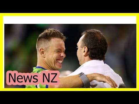 Canberra Raiders post first victory for NRL season, rolling struggling Bulldogs[News NZ 24h]