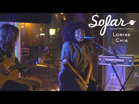 Lorine Chia - Black Girl Magic | Sofar Los Angeles
