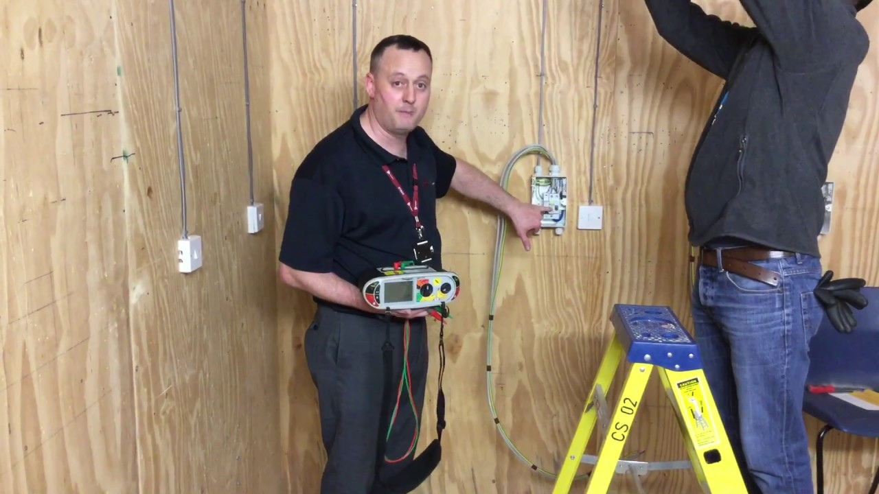 Electrical Testing Insulation Resistance Test Of Our Lighting Wiring Circuits Remember The Two Way Switches