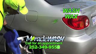 Miracle Wash Commercial