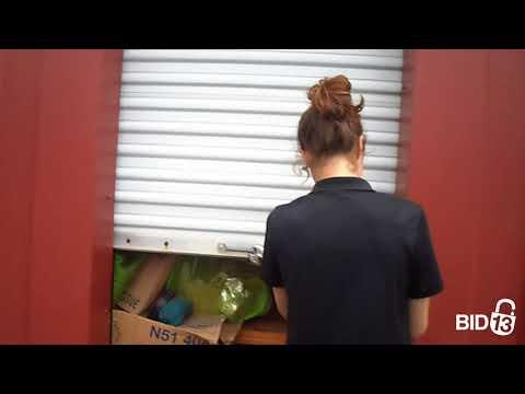 AAAA Self Storage - Store 78 - Unit D04