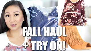 Fall Haul! | Zulily Clothes + Shoes!