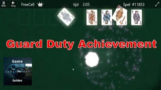 Microsoft Solitaire Collection - Guard Duty How To Achievement