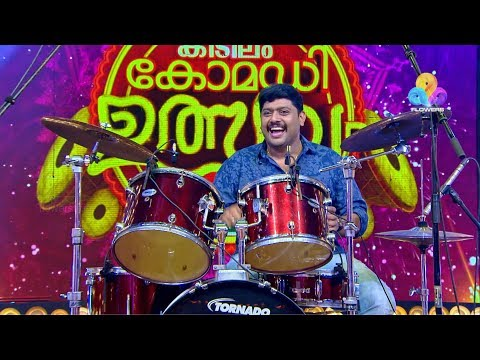 Flowers TV Comedy Utsavam Episode 181