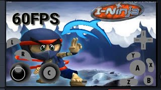 I-Ninja Game 60FPS Speed Best Settings Dolphin Emulator Download Android Phone