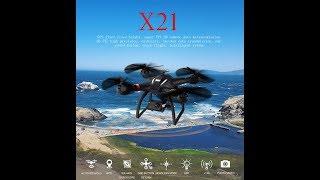 Самый полный обзор Bayangtoys X21 Тестовые полеты.