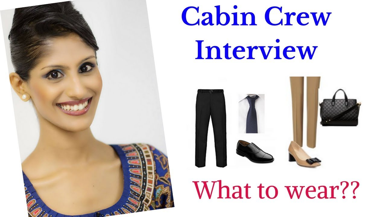 What To Wear To Cabin Crew Flight Attendant Interview Singapore Airlines