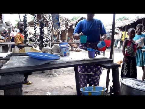At the Market, Basankusu, DR Congo