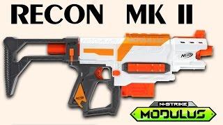 Nerf Modulus Recon MK2 [deutsch/german] Video