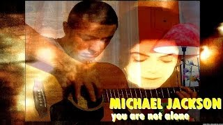 Michael Jackson - You are not alone - Julio César Nascimento