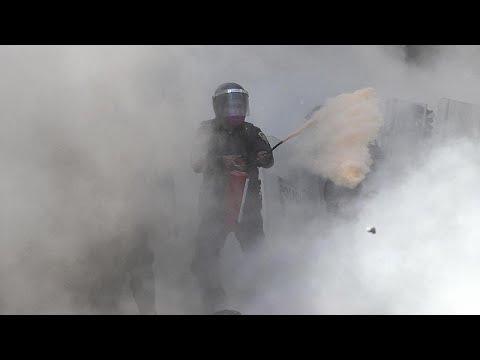 México también se levanta contra la brutalidad policial