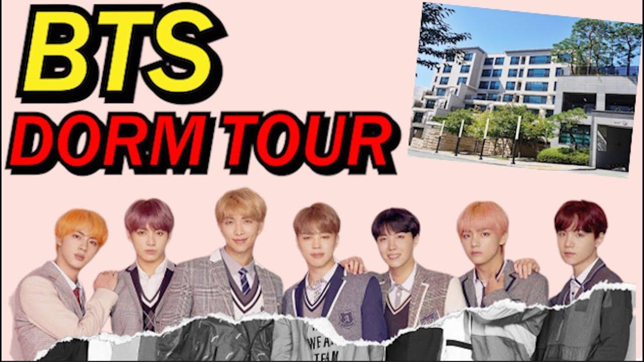 """BTS Apartment Tour """"Hannam The Hill"""" / 8 BTS Dorm Tour in Seoul"""