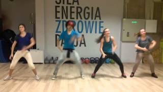 Policeman - Eva Simons feat Konshens Zumba® Fitness by Moez Saidi