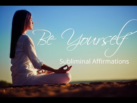 Respect Yourself | Subliminal Affirmations | Be Your Real Self | Binaural Beats | Isochronic Tones