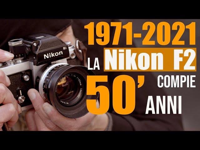 Nikon F2 : la regina delle reflex Nikon