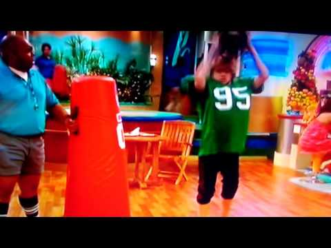 The suite life on deck cody word ge traind op football rugby