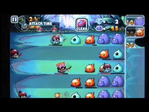 Slime vs. Mushroom2 Android App Review - AndroidApps.com