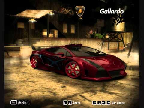 Mejores carros del need for speed most wanted youtube for Nefor espid mosguante
