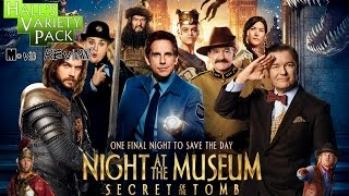 Movie Review: Night at the Museum Secret Of the Tomb Thumbnail