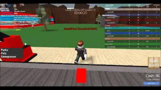 first roblox test video