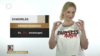 Szólalj meg! – németül, 2017. október 2.