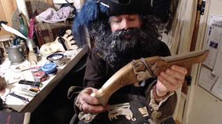 Blackbeard Flintlock Finish Part 4