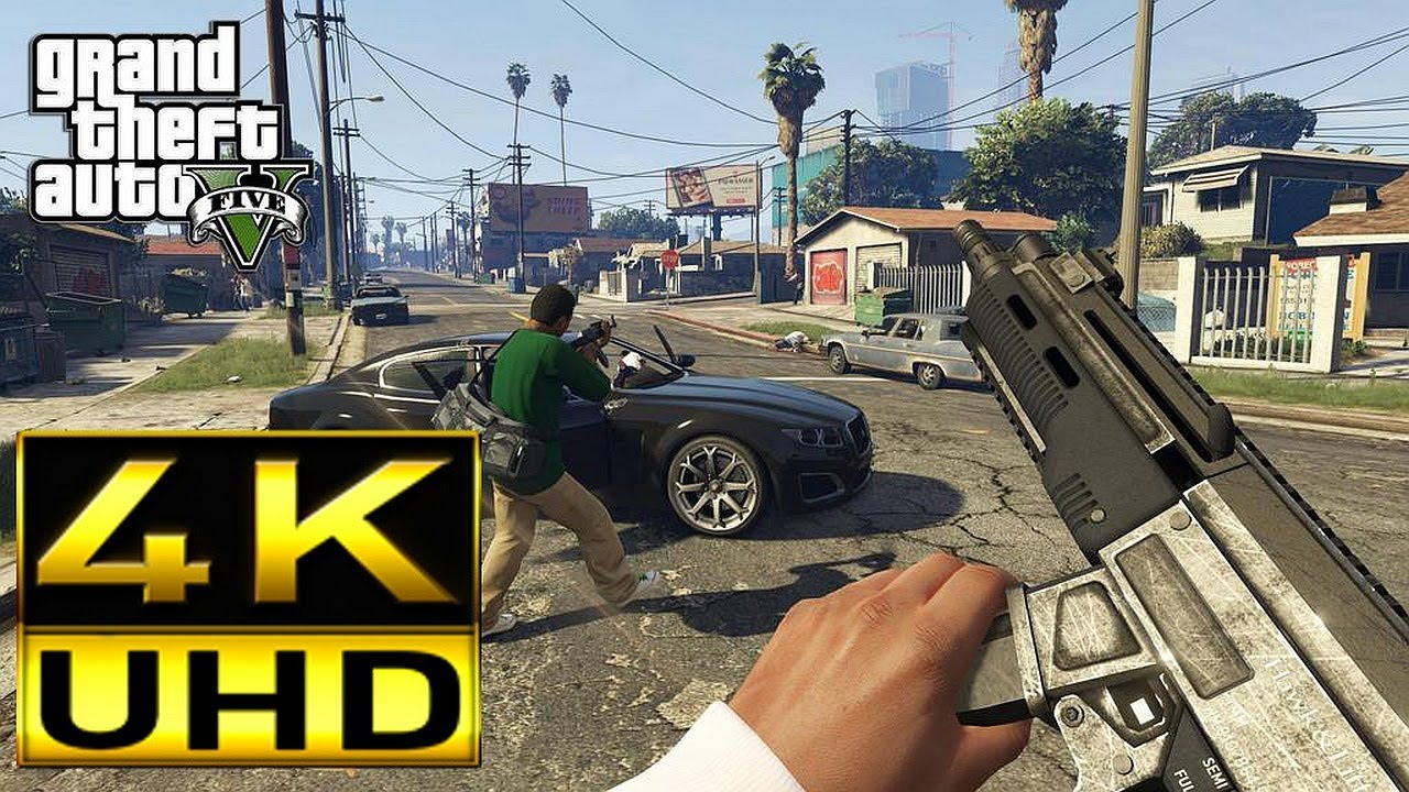 gta 5 ps4 neo 4k online gameplay is possible youtube. Black Bedroom Furniture Sets. Home Design Ideas