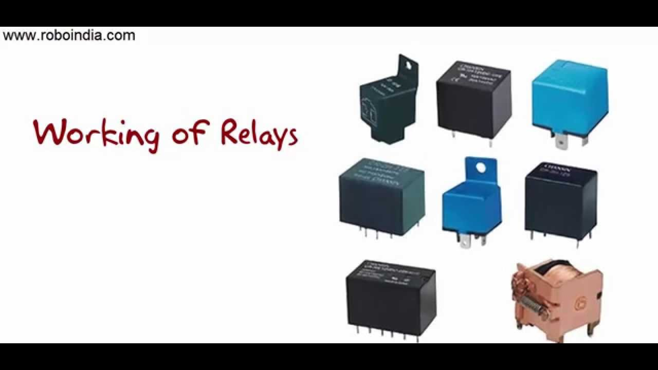 Arduino - 220V AC switching by 12V Relay - Robo India || Tutorials